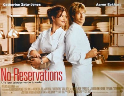 NO RESERVATIONS Family Movie Review