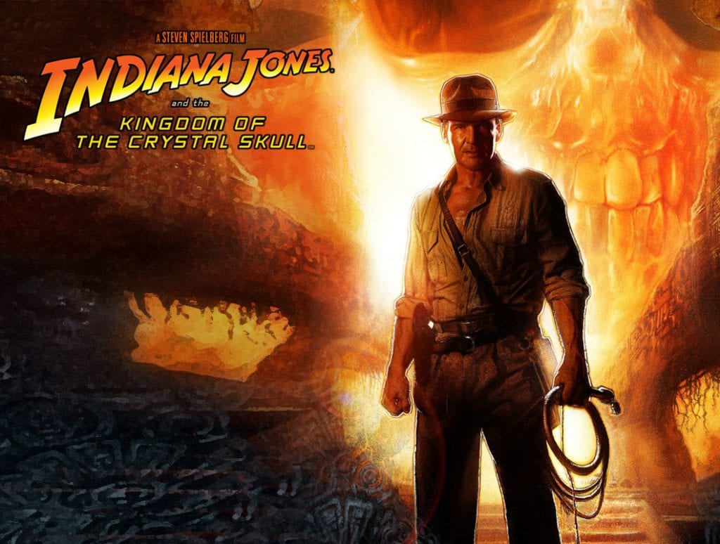 INDIANA JONES AND THE KINGDOM OF THE CRYSTAL SKULL Family Movie Review