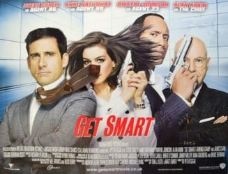 GET SMART Family Movie Review