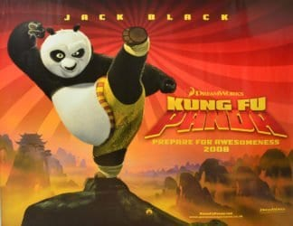 KUNG FU PANDA Family Movie Review
