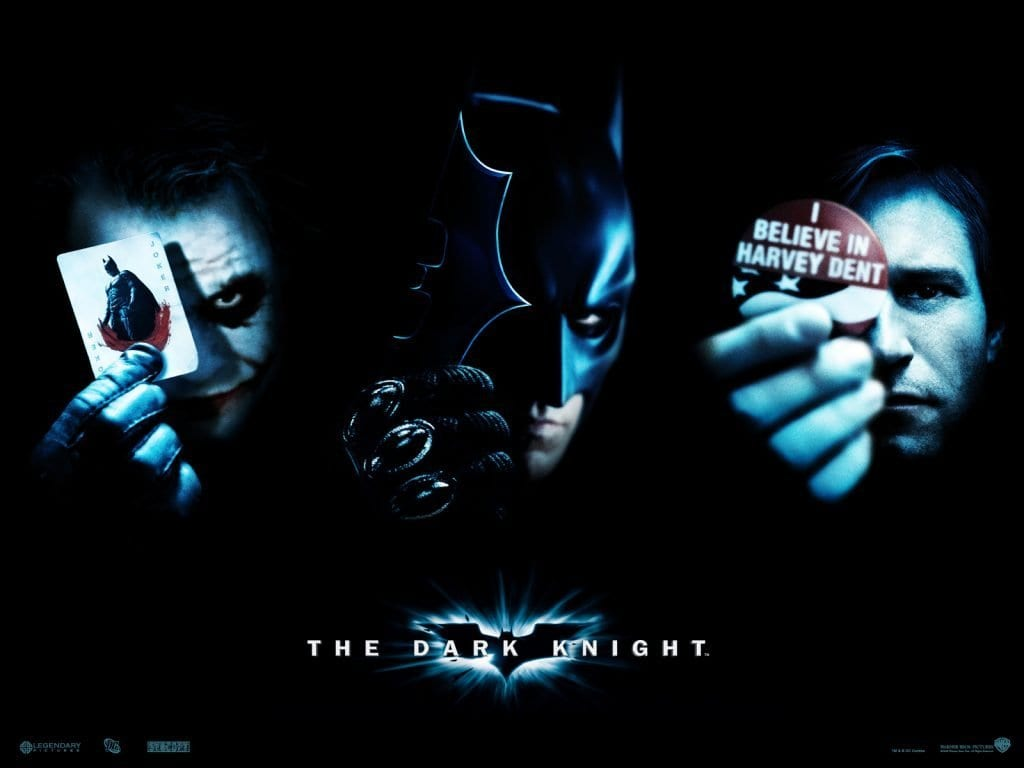 THE DARK KNIGHT Family Movie Review