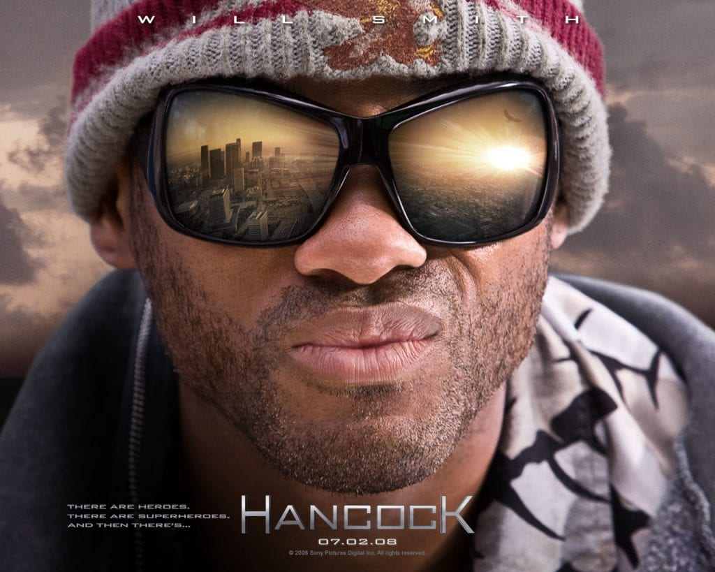 HANCOCK Family Movie Review