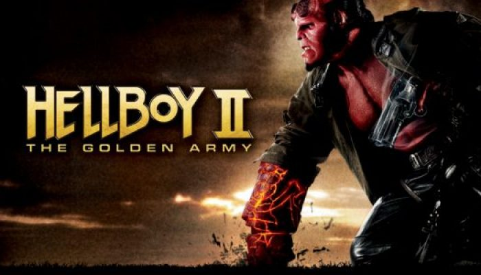 HELLBOY II: THE GOLDEN ARMY Family Movie Review