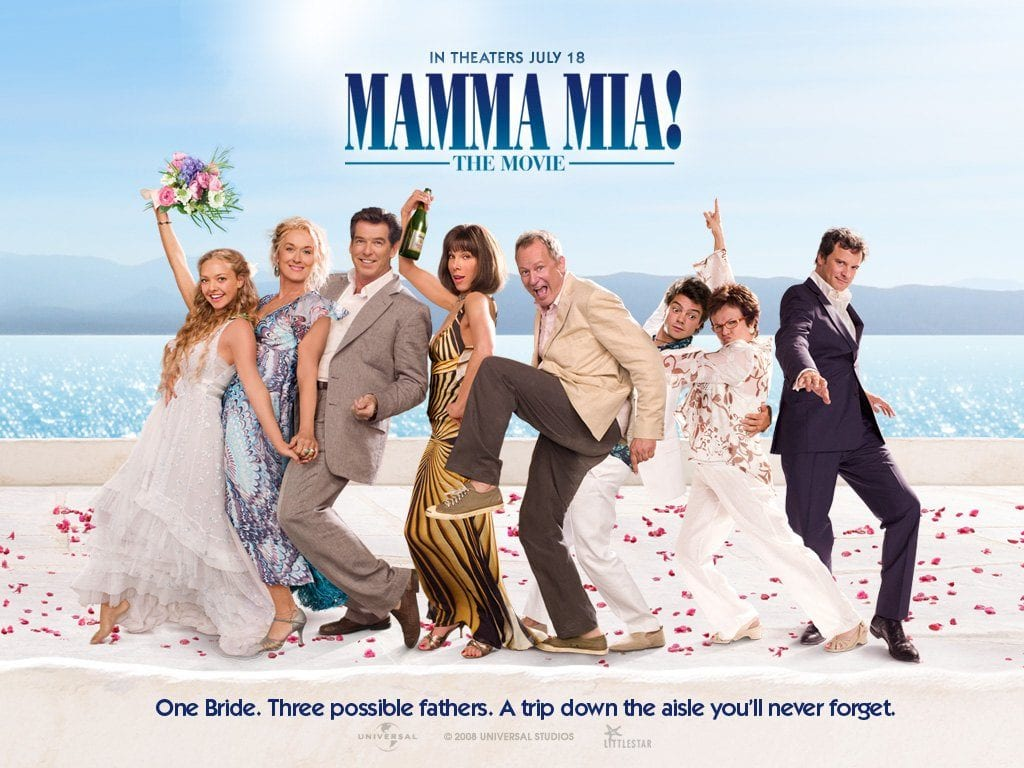 MAMMA MIA! Family Movie Review