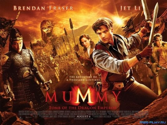 THE MUMMY: TOMB OF THE DRAGON EMPEROR Family Movie Review