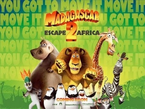 MADAGASCAR 2: ESCAPE TO AFRICA Family Movie Review