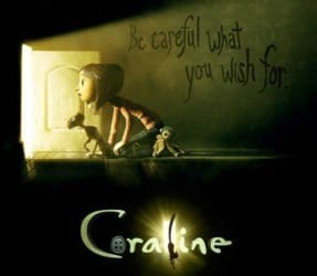 CORALINE Family Movie Review