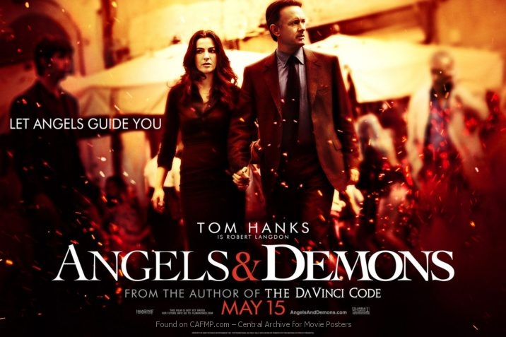 ANGELS AND DEMONS Family Movie Review