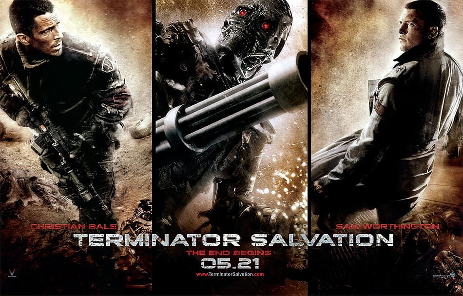 TERMINATOR SALVATION Family Movie Review