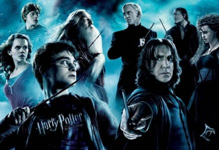 HARRY POTTER AND THE HALF-BLOOD PRINCE Family Movie Review