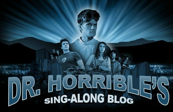 DR. HORRIBLE'S SINGALONG BLOG Family Movie Review