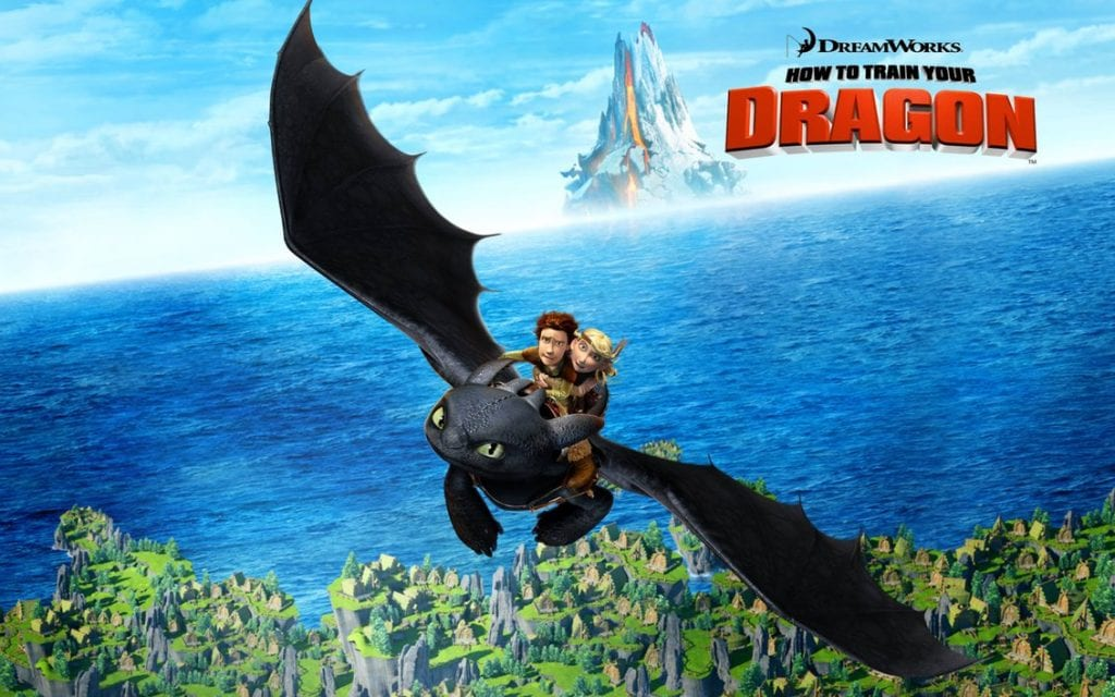 HOW TO TRAIN YOUR DRAGON Family Movie Review