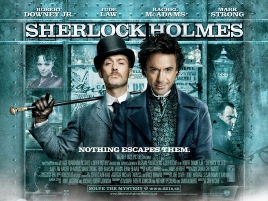 SHERLOCK HOLMES Family Movie Review