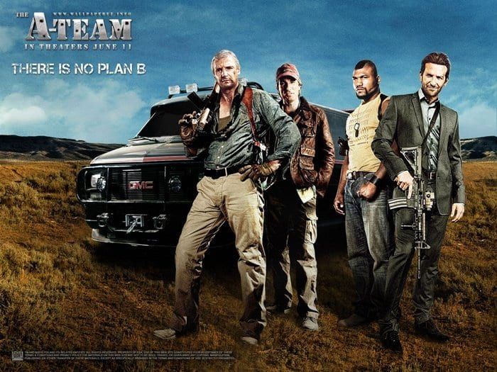 THE A-TEAM Family Movie Review