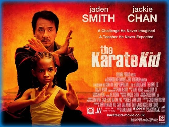THE KARATE KID Family Movie Review