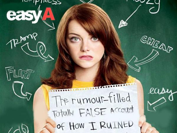 EASY A Family Movie Review