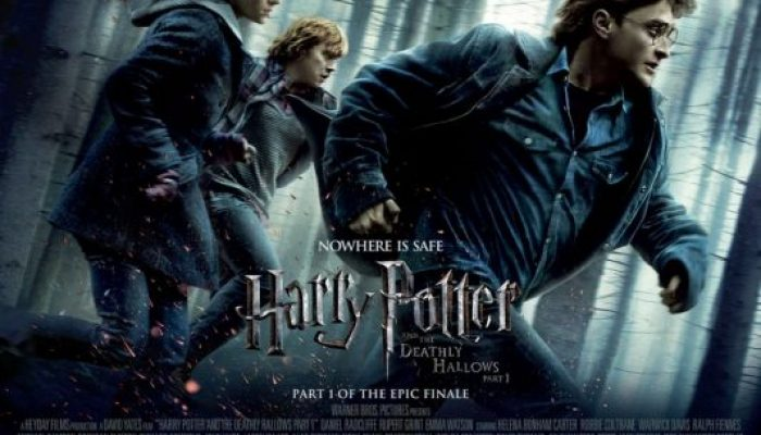 HARRY POTTER AND THE DEATHLY HALLOWS- PART 1 Family Movie Review