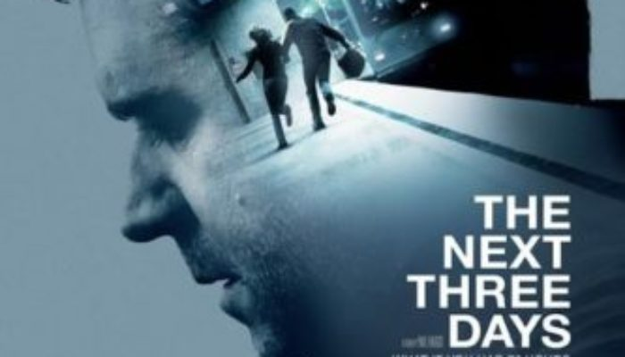 THE NEXT THREE DAYS Family Movie Review