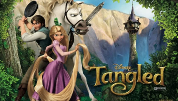 TANGLED Family Movie Review