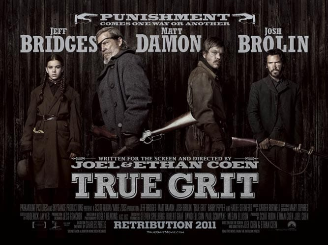 TRUE GRIT Family Movie Review