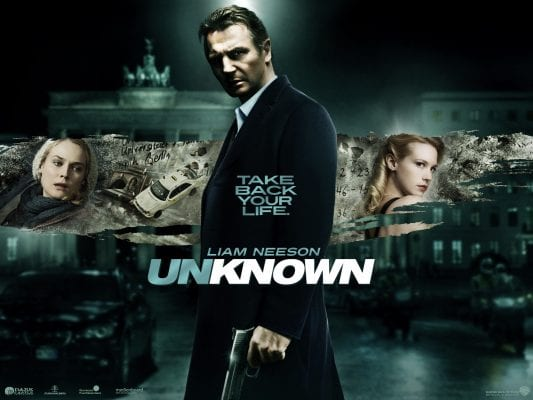 UNKNOWN Family Movie Review