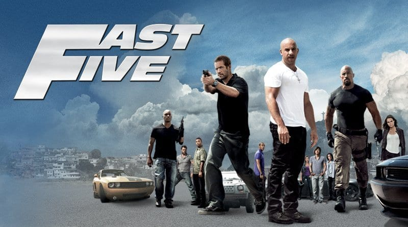FAST FIVE Family Movie Review
