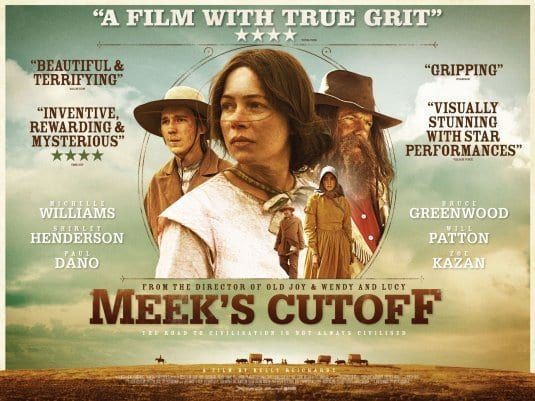 MEEK'S CUTOFF Family Movie Review