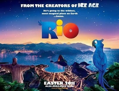 RIO Family Movie Review