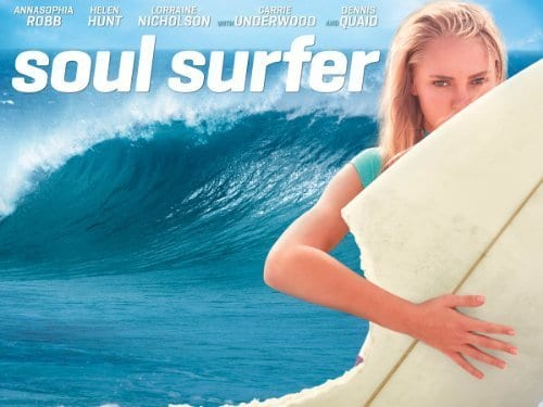 SOUL SURFER Family Movie Review