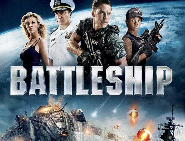 BATTLESHIP Family Movie Review