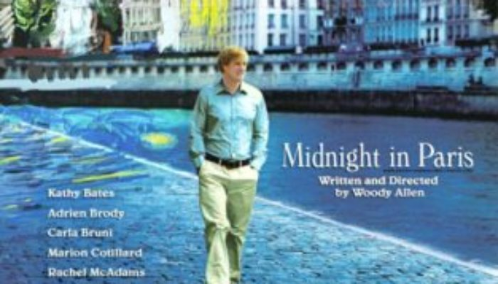 MIDNIGHT IN PARIS Family Movie Review