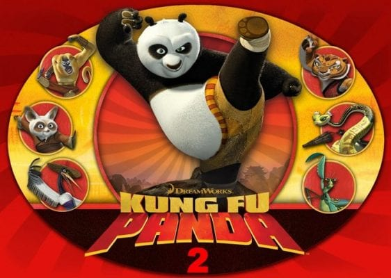 KUNG FU PANDA 2 Family Movie Review
