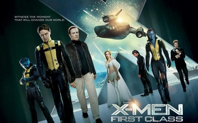 X-MEN: FIRST CLASS Family Movie Review