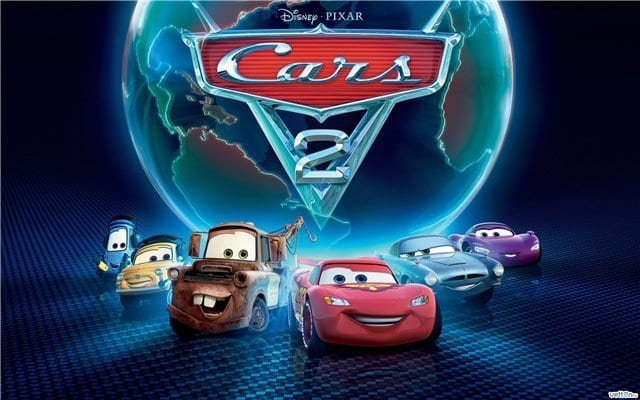 CARS 2 Family Movie Review