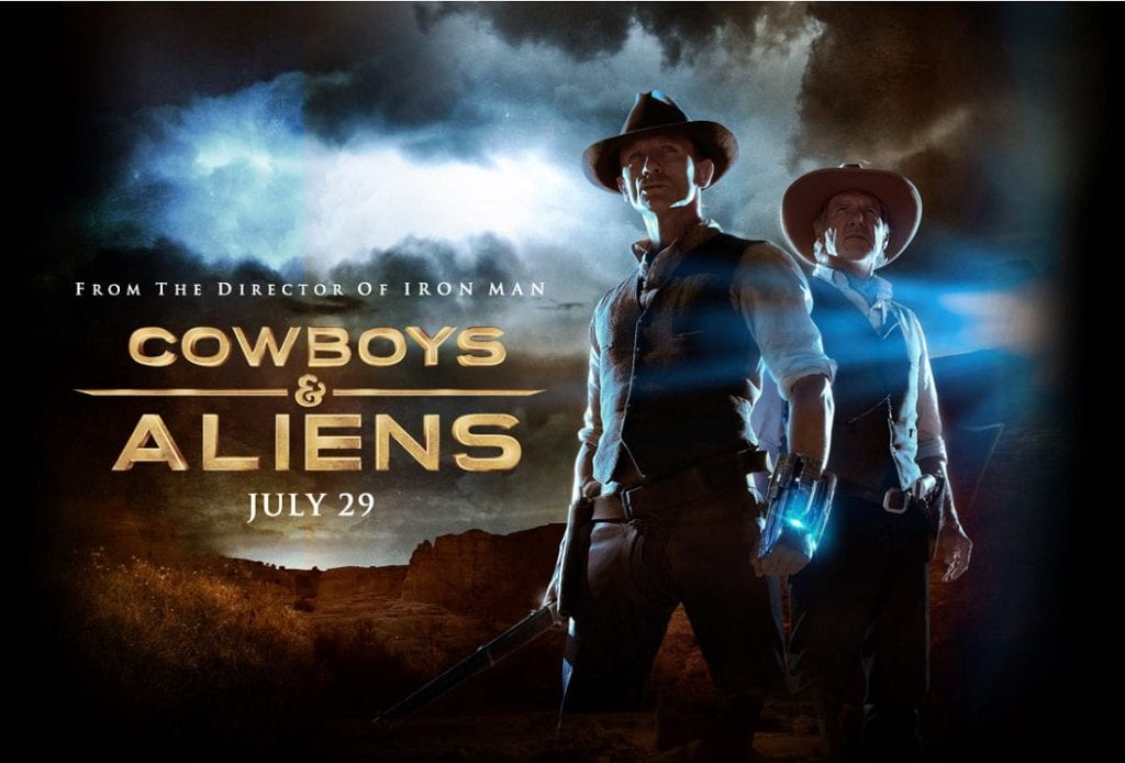 COWBOYS AND ALIENS Family Movie Review