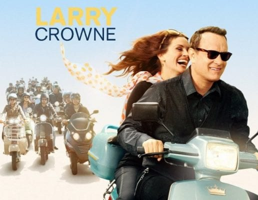LARRY CROWNE Family Movie Review