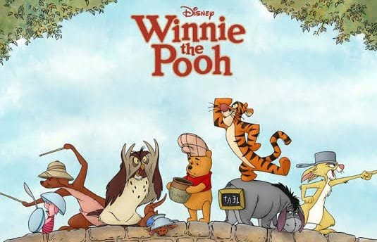 WINNIE THE POOH Family Movie Review