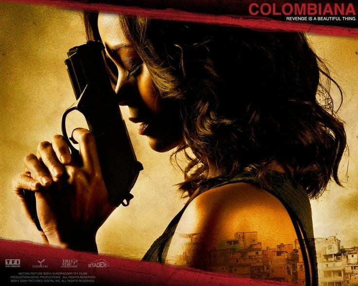 COLOMBIANA Family Movie Review