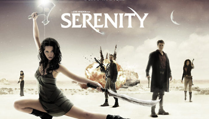 Overlooked Gem: SERENITY (2005)