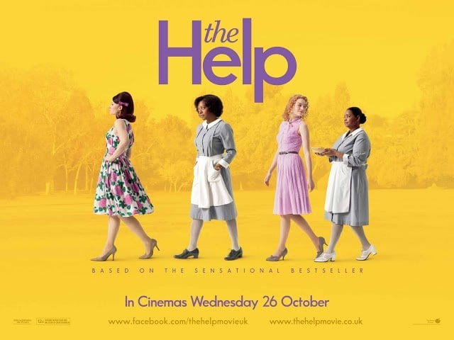 THE HELP Family Movie Review