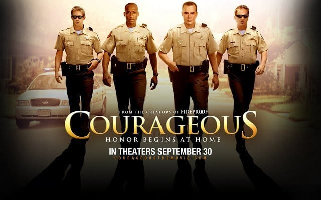 COURAGEOUS Family Movie Review