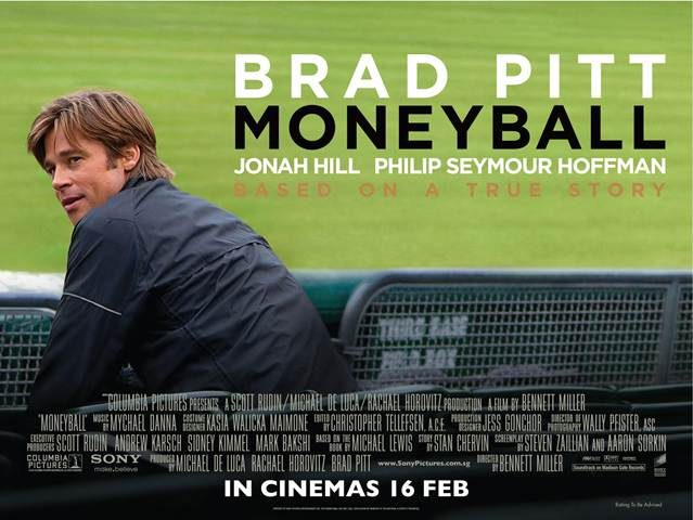 MONEYBALL Family Movie Review