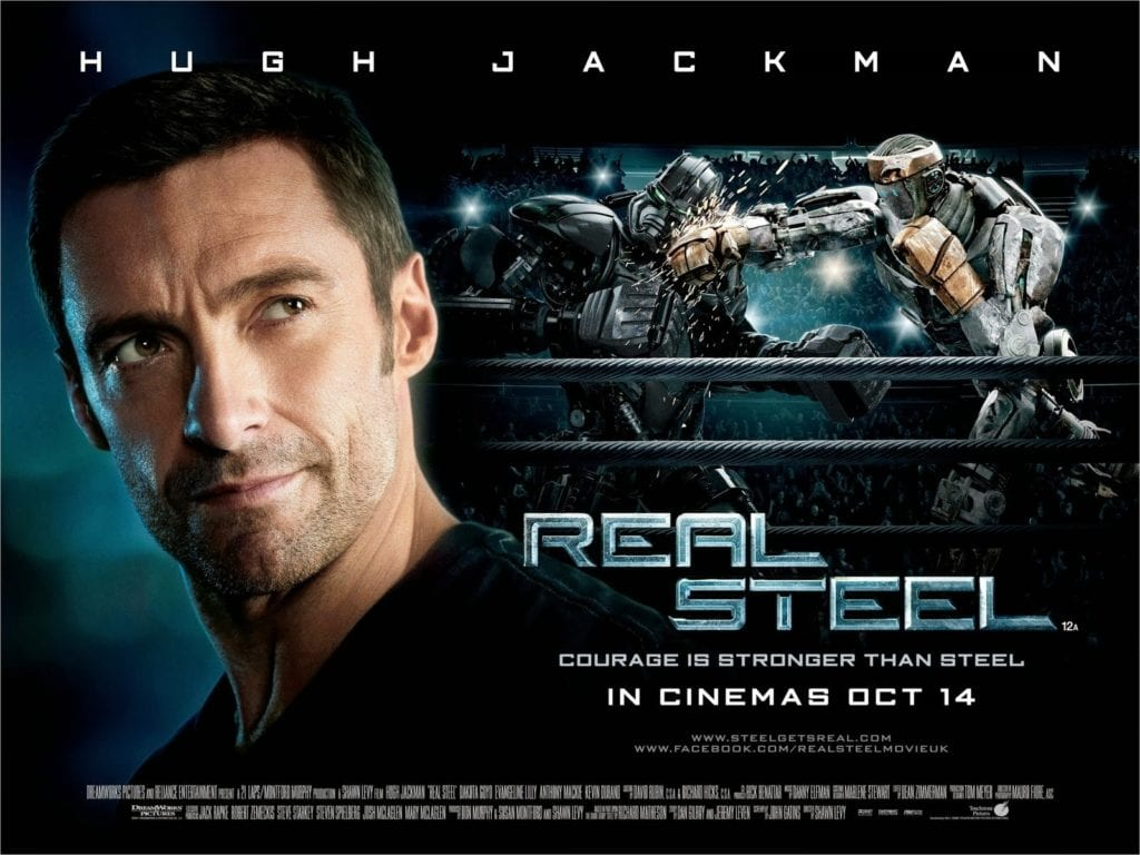 REAL STEEL Family Movie Review