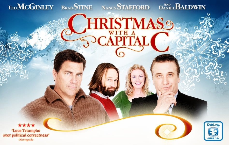CHRISTMAS WITH A CAPITAL C Family Movie Review