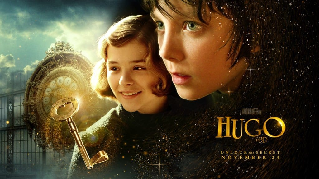 HUGO Family Movie Review