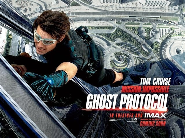 MISSION IMPOSSIBLE: GHOST PROTOCOL Family Movie Review