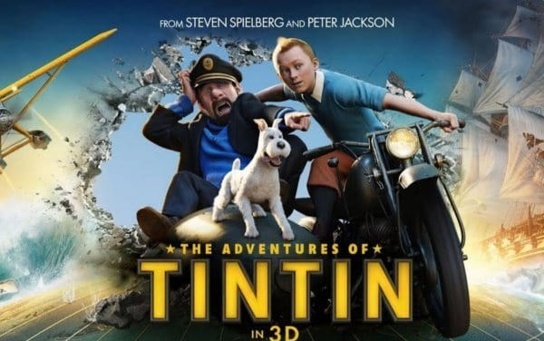 THE ADVENTURES OF TINTIN Family Movie Review
