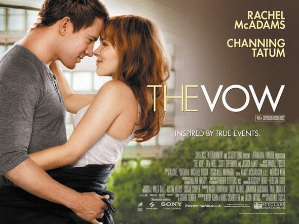 THE VOW Family Movie Review