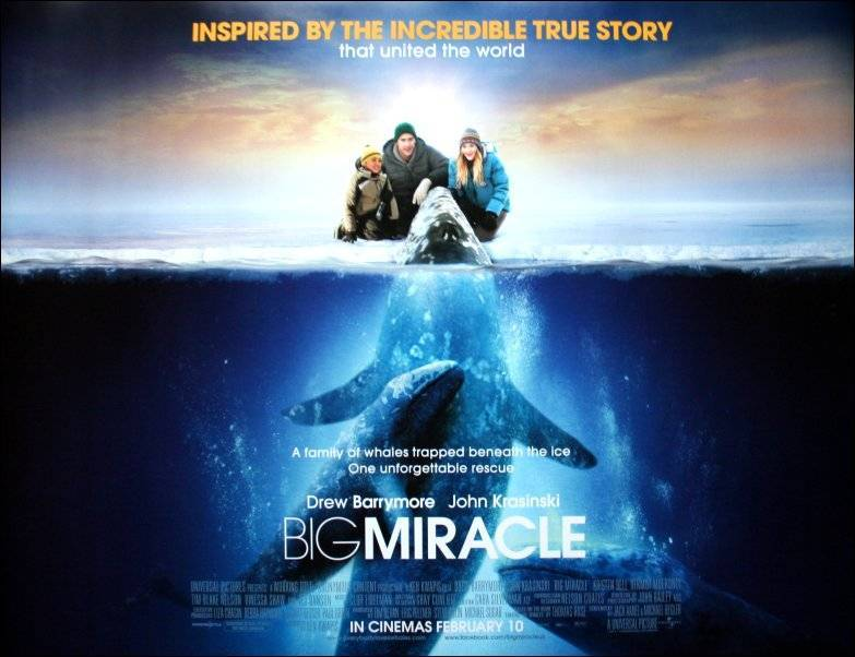 BIG MIRACLE Family Movie Review