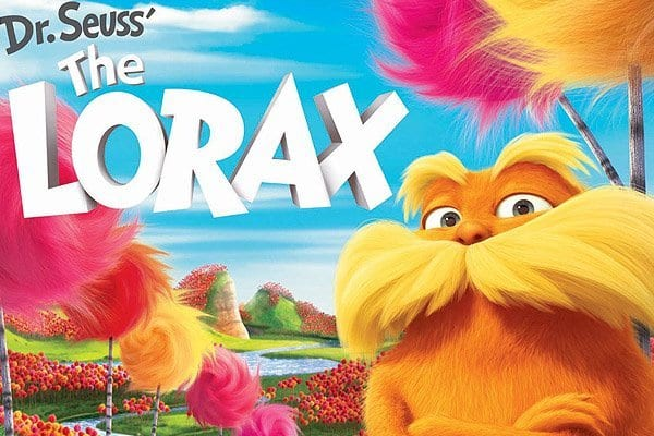 THE LORAX Family Movie Review